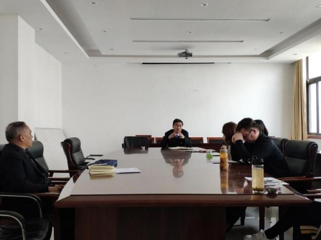公共艺术教育教学部召开2019版  教学大纲修订工作研讨会
