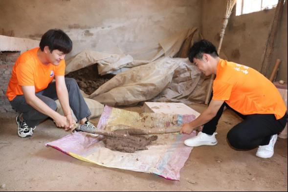 暑期三下乡之调研泥塑文化,庆祝百年华诞