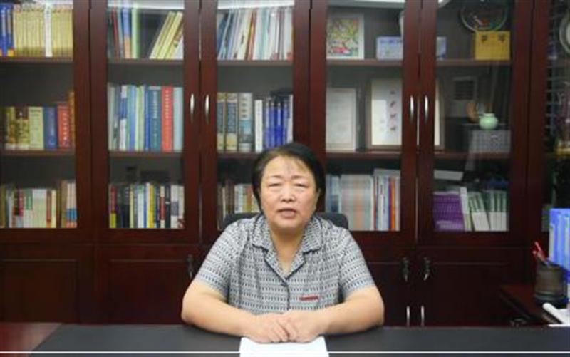 郑州财经学院2021级新生开学典礼暨开学第一课云端举行