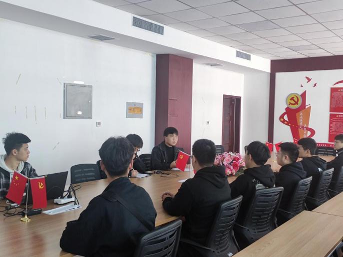 智能工程学院顺利召开郑州财经学院第三次学生代表大会代表选举会