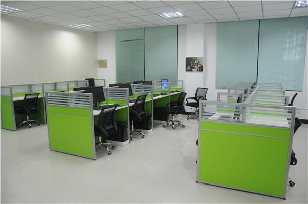 电力设计办公区