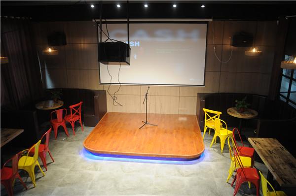 咖啡厅演绎大厅