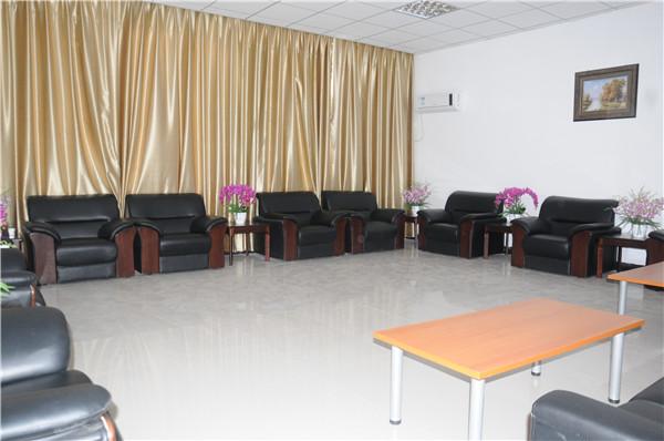 创业孵化园会议室