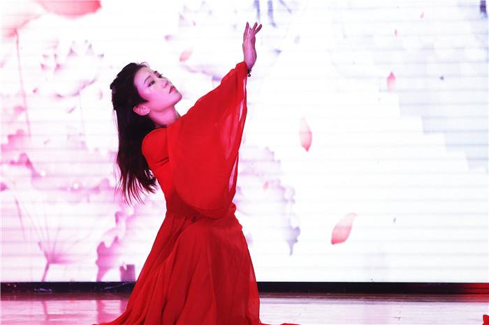 艺术设计学院分工会歌舞剧《凉凉》