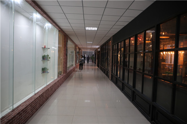 戈莫尔走廊