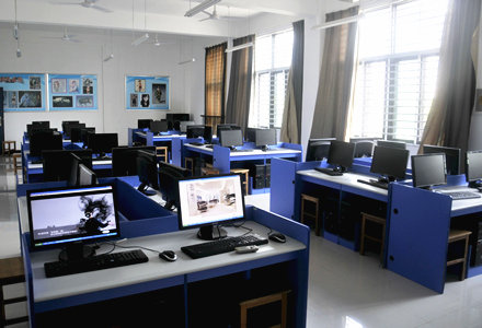计算机动漫技术实训室