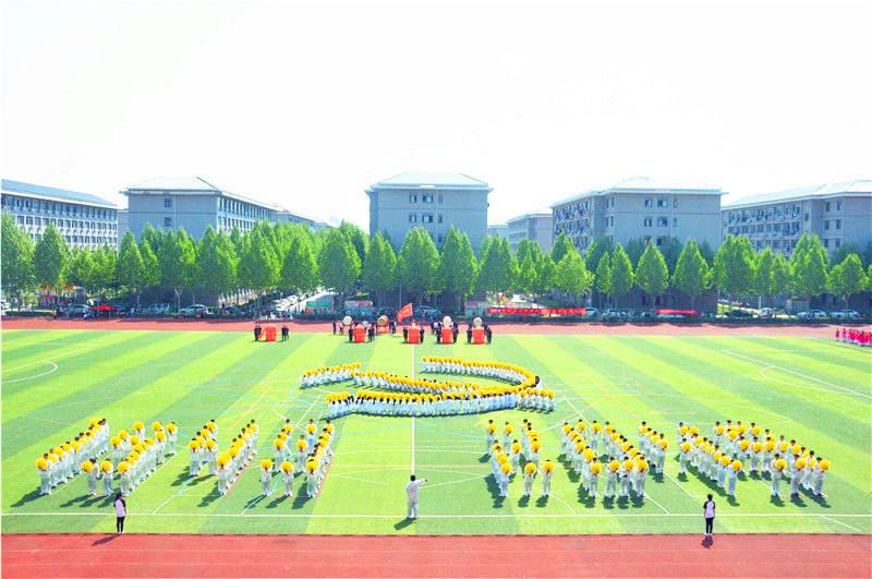 土木工程学院 《盛世中华----且看圆梦时》