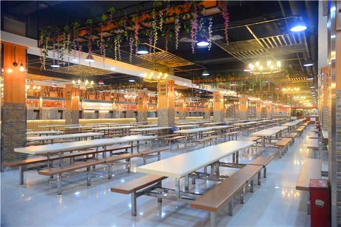 第一餐厅就餐环境