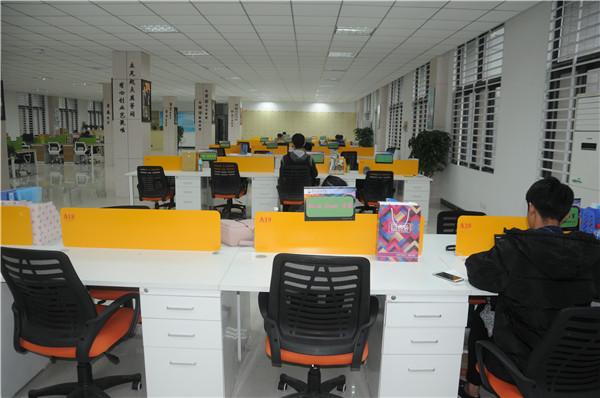众创空间办公区