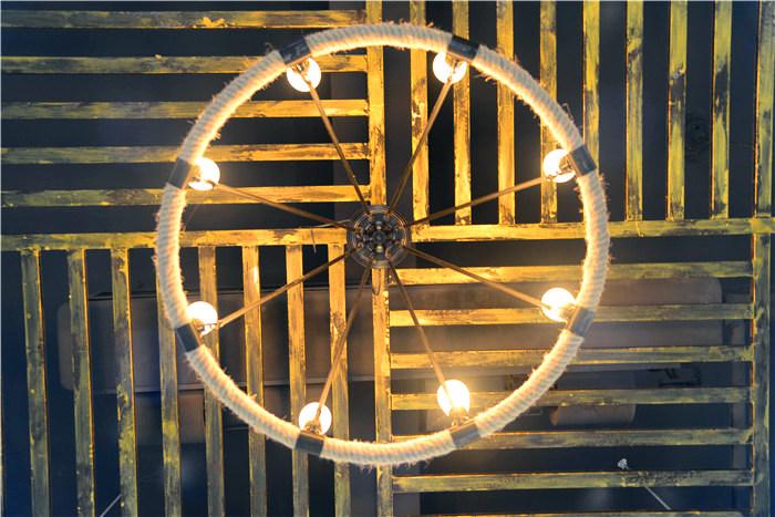 第一餐厅花式灯光