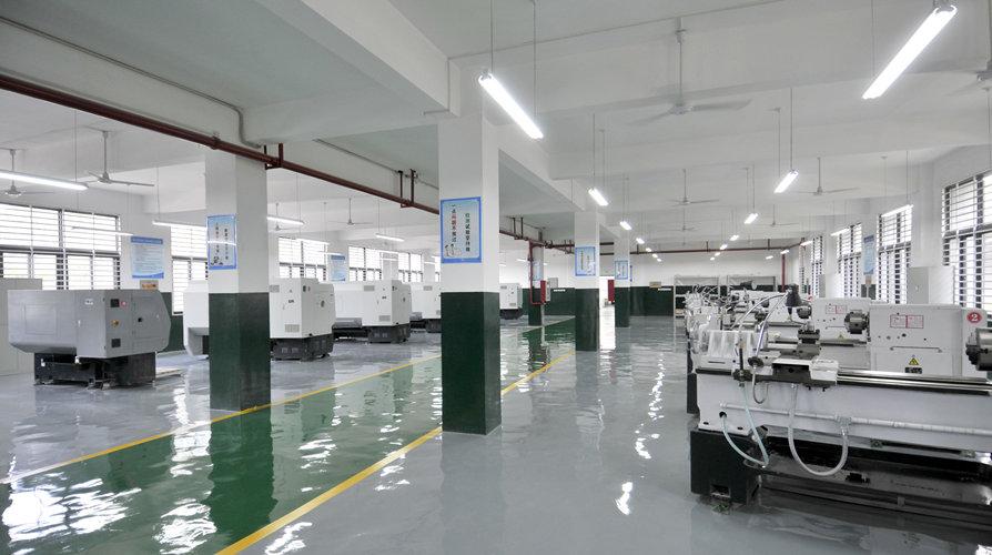 机械加工中心