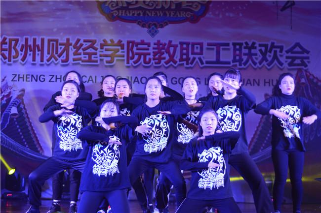 校艺术团 舞蹈《开场舞》