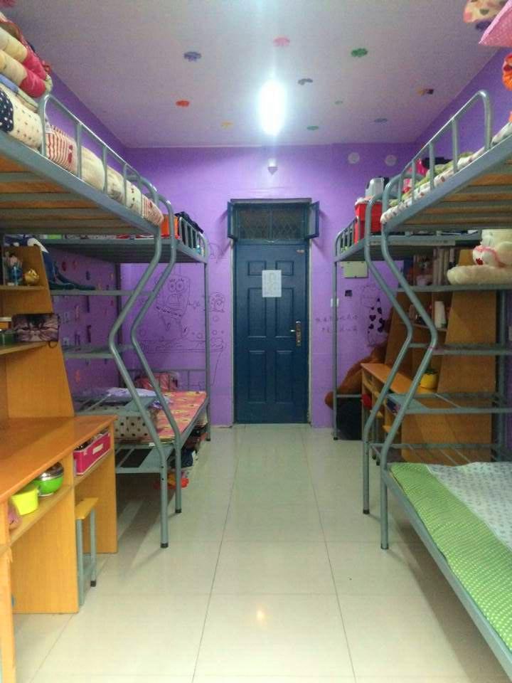 我们的宿舍 我们的新家